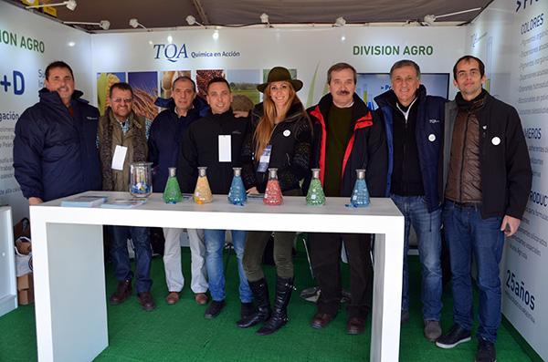 TQA en AgroActiva 2016